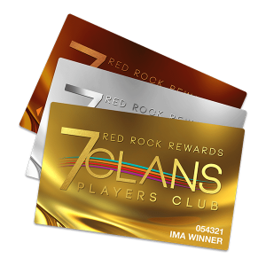 7 Clans Players Club Cards