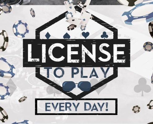 License to Play