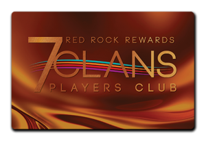 Red Rock Rewards 7 Clans Players Club | Bronze Card
