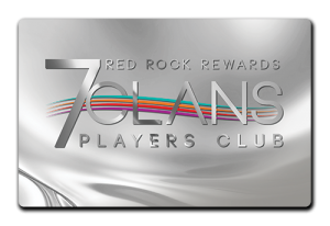 Red Rock Rewards 7 Clans Players Club | Silver Card