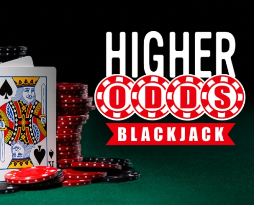 Higher Odds Blackjack