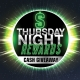 Thursday Night Rewards Cash giveaway