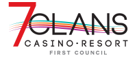 7 clans casino resort first council