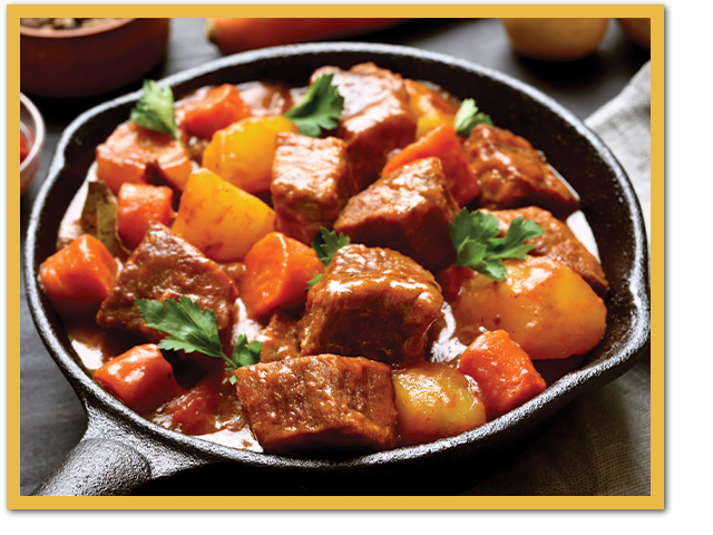 Stout Beef Stew